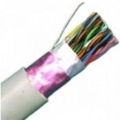 Многопарный телефонный кабель экранированный (6)
