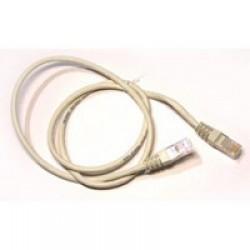 Патч корд шнур коммутационный гибкий UTP Кат 6 (серый)
