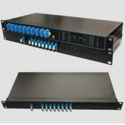 Оборудование для уплотнения каналов связи CWDM и DWDM - CWDM Мультиплексоры и OADM модули