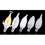 Светодиодные лампы Е14 (13)