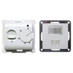 Серия LK 60 Регуляторы теплого пола и Датчики движения для помещений