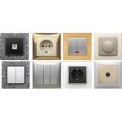 Розетки и электроустановочные изделия (1181)