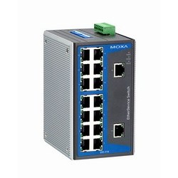 Индустриальные решения - Коммутаторы на DIN рейку Gigabit Ethernet Unmanaged