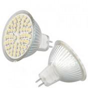 Светодиодные лампы MR16 (220V) gu 5.3 (4)