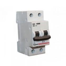 Автоматические выключатели 2-полюсные (2P)