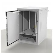 Всепогодные напольные шкафы с электроотсеком ШТВ-2 укомплектованные (8)