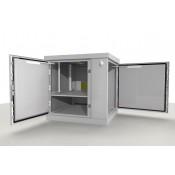 Всепогодные настенные шкафы ШТВ-Н укомплектованные (24)