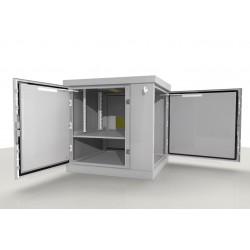 Всепогодные настенные шкафы ШТВ-Н укомплектованные